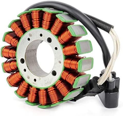 LUJUNTEC Magneto Stator Fit for 2002-2003 Yamaha YZF R1 Ignition Stator Magneto