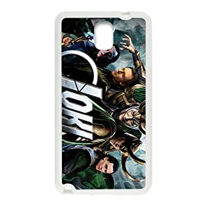 Unique Loki Cell Phone Case for Samsung Galaxy Note3