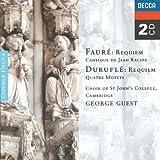 Duruflé/Fauré/Poulenc: Choral Works