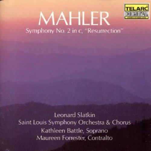 Mahler: Symphony No. 2 (2 CD)