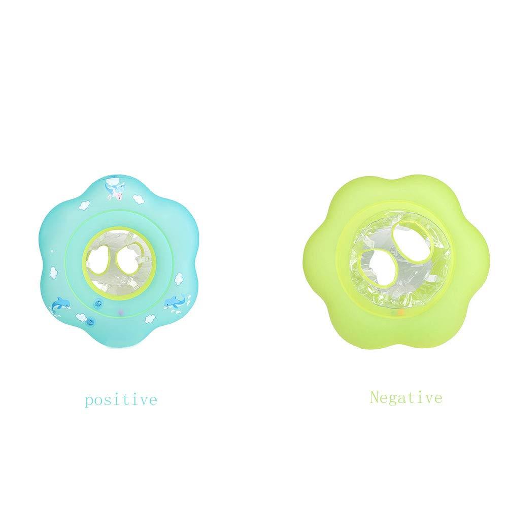 Natación del bebé flotadores Anillo con Forma de U del Asiento de ...