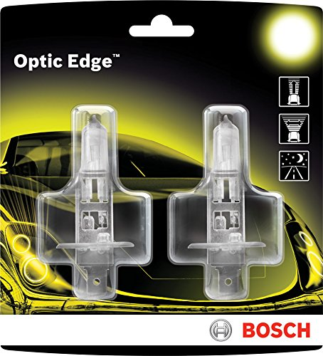 Bosch 9003 Optic Edge Upgrade Halogen Capsule, Pack of 2