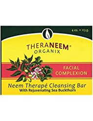 Organix South TheraNeem® Therape Cleansing Bar Facial Complexion -- 4 oz