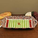 Magnolia Lane 16'' x 8'' University of Louisville Ceramic Stadium Platter