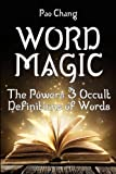 Is there more to words than meets the eye? Let us tumble down the rabbit hole to explore the world of magic, words and legalese, and I will show you proof that there is more to words than meets the eye. This magical journey will teach you how words c...