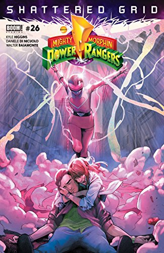 Mighty Morphin Power Rangers #26