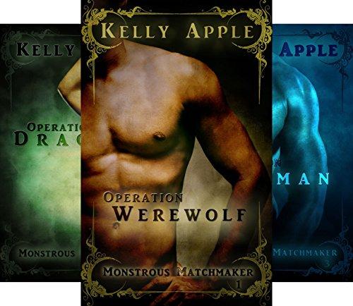 Monstrous Matchmaker (8 Book Series)