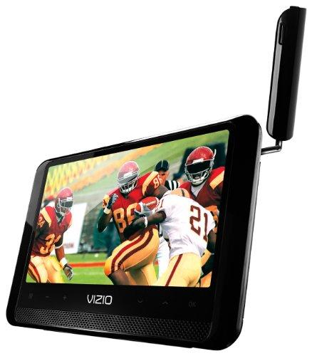 VIZIO VMB070 7 - Inch Edge Lit Razor LED LCD Portable TV (Vizio Tv Antenna)