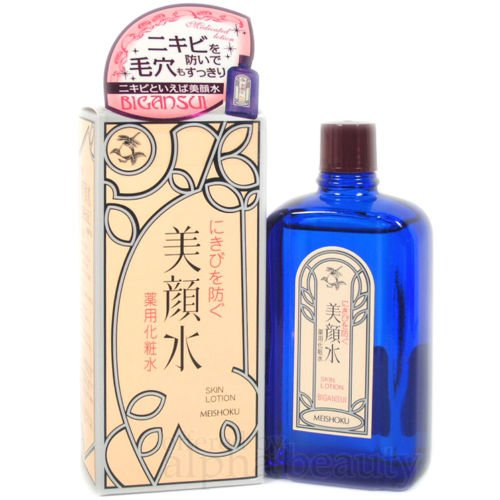 Cheap Meishoku Japan Bigansui Medicated Lotion Toner (80ml/2.7 Fl.oz) for Acne Care