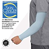 UV Protection Cooling Arm Sleeves - UPF 50 Compression Sun...