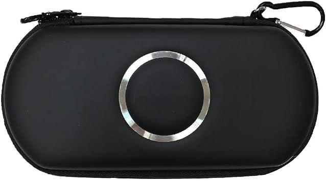 Bolsa de cubierta de PSP,Funda protectora para Sony PSP 1000/2000/3000-Negro: Amazon.es: Informática