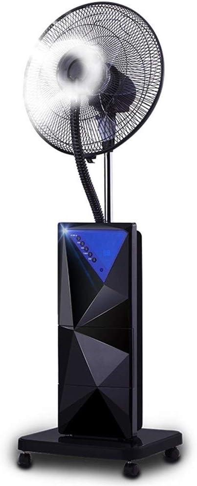 Ventilador de pedestal Ventilador oscilante nebulizador ...