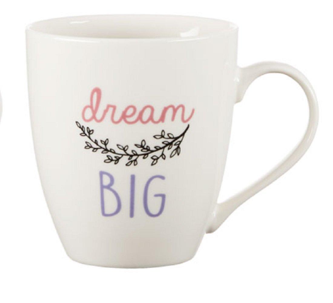 Pfaltzgraff Everyday Inspirational Dream Big Large Coffee Mug - 18 Oz