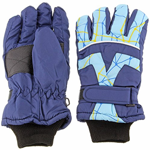 insulated kids gloves - 6