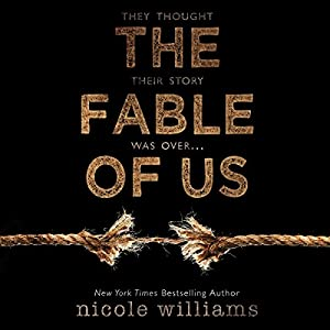 The Fable of Us Audiobook