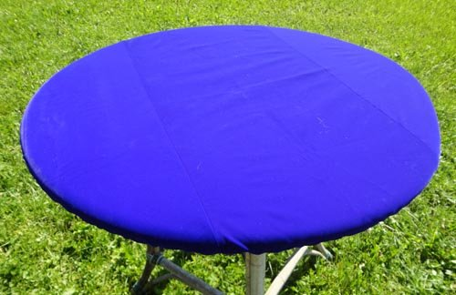 Amazon.com : Felt Poker Table Cover Upgrade   Premium Velvet Poker Table  Top For 36, 48. 60, 72 Inch Round Tables U0026 Rectangle Table   Ideal Patio  Tablecloth ...