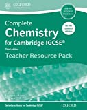 img - for Complete Chemistry for Cambridge IGCSE (R) Teacher Resource Pack book / textbook / text book