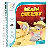 Smart Games Magnetic Travel Game, Brain Cheeser