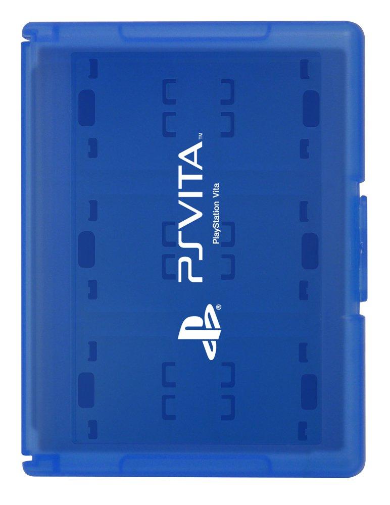 Card Case 12 for PlayStation Vita (Blue) [Japan Import]