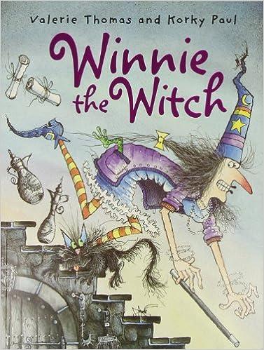 Winnie The Witch Ebook
