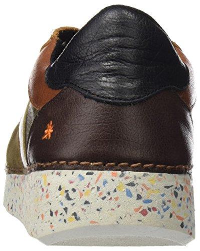 ART 1131 Memphis I Express, Zapatos de Cordones Derby para Hombre Marrón (Multi Brown)