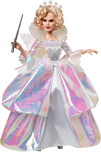 Disney Cinderella Fairy Godmother Doll]()