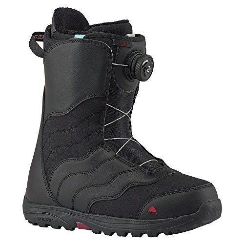 Burton Women's Mint Boa Black Boots Black cheap shop g5nmbB