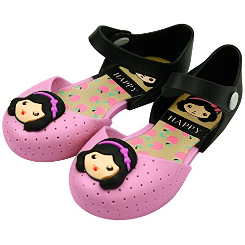 Princess Leia Shoes (iFANS Girls Princess Jelly Shoes Toddler Kids Mary Jane Flats)