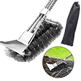 Fas Industry Grill Brush and Scraper Best BBQ Brush for Grill