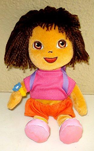 - Dora The Explorer Bean Bag Plush - 8 inches