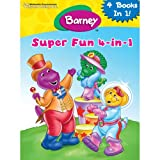Barney's Giant Coloring & Activity Book