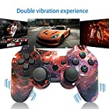 Bowei PS3 Controller Wireless,Double Shock