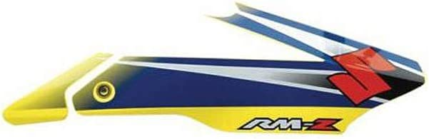 Factory Effex 08-05420 OEM Shroud and Tank Graphics Yellow