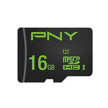 PNY SDU16G10HIGPER80-EF - Tarjeta Micro SD
