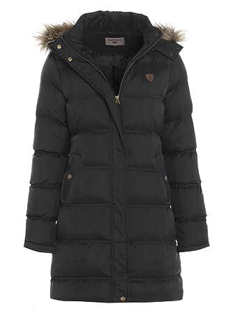 0ce9575c45ff6d Women's Plus Size Padded Coat, Sizes, 18, 20, 22, 24: Amazon.co.uk ...