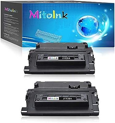 Amazon.com: MitoInk 2PK J7X28A Toner Cartridge Compatible ...