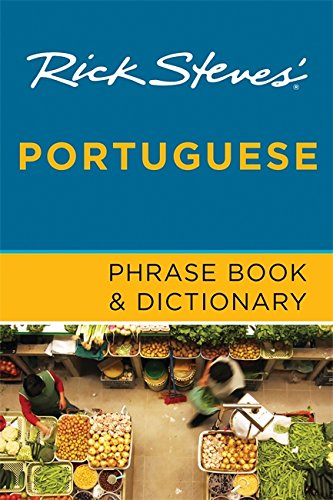 Rick Steves' Portuguese Phrase Book and Dictionary
