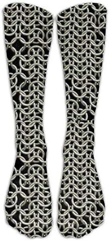 Long Stocking Socks 50cm Lil Sebastian Knee High Long Socks Sports Tube Stockings for Running