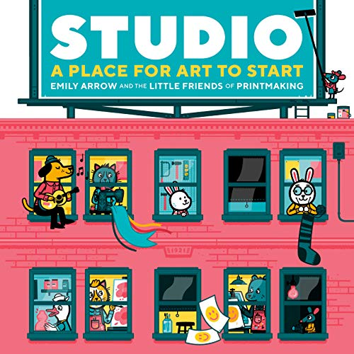 (Studio: A Place for Art to Start)