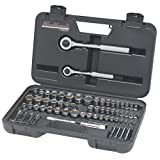 proto tool set - Blackhawk By Proto 97065 Drive Combination Socket Set Containing 1/4-Inch and 3/8-Inch Sockets, 64-Piece