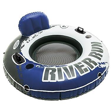 Intex River Run I Sport Lounge, Inflatable Water Float, 53  Diameter