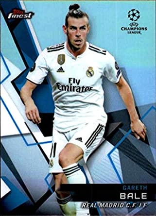 cheap for discount 79b60 4a0e4 Amazon.com: 2018-19 Finest UEFA Champions League Refractor ...