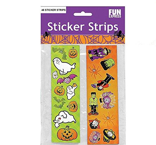 HALLOWEEN Sticker Sheets TEACHER Pumpkin product image