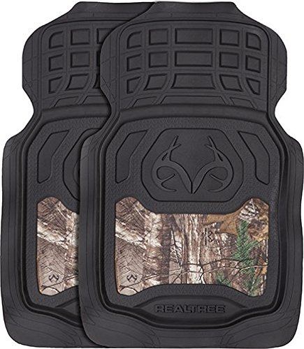 Browning Realtree Camo Front Floor Mats | Xtra | 2 Pack