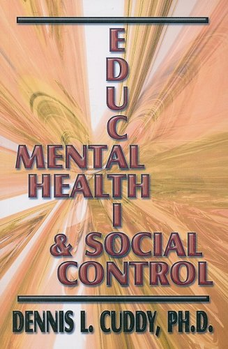 Education Mental Health & Social Control