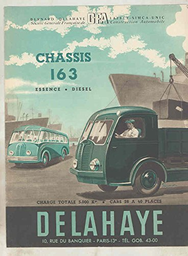 1949-delahaye-163-tank-dump-van-truck-bus-brochure-french