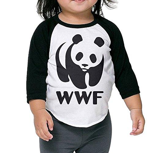 world-wildlife-fund-wwf-panda-infant-3-4-sleeve-raglan-baseball-tee-shirt-2-6-toddler