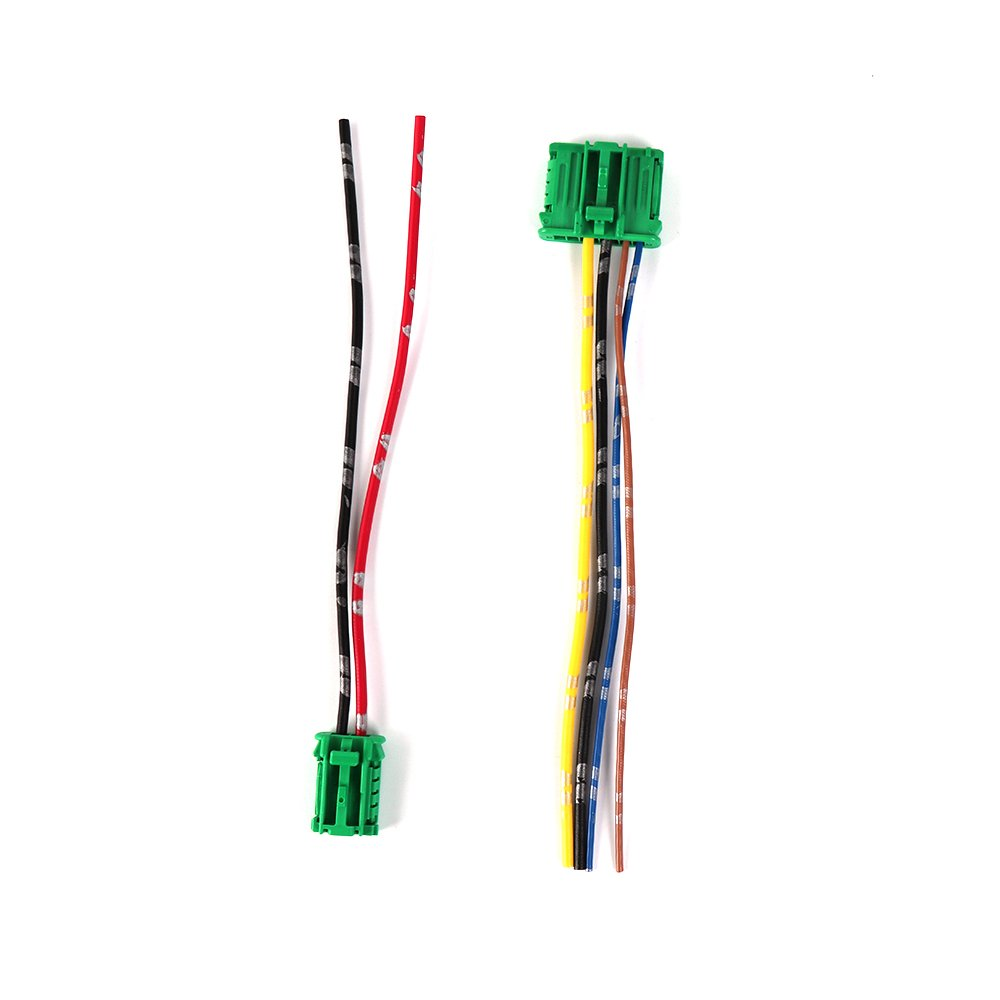 Calentador Motor Resistencia del soplador Aire acondicionado Conector Issyzone
