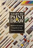 Learn to Paint and Draw, Hayden McAllister and Random House Value Publishing Staff, 0517486709