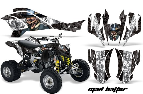 can am ds 450 graphics - 8